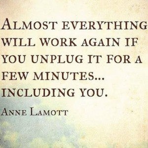 Unplug it
